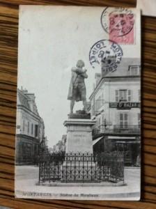 carte postale deux